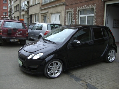 Smart Forfour: 08 фото