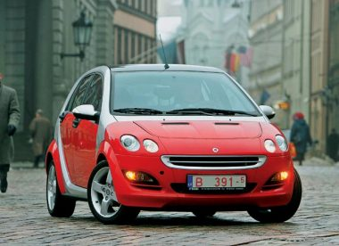 Smart Forfour: 10 фото
