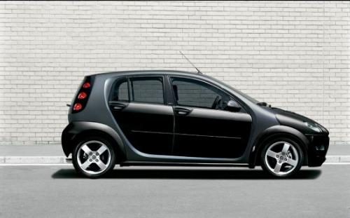 Smart Forfour: 11 фото
