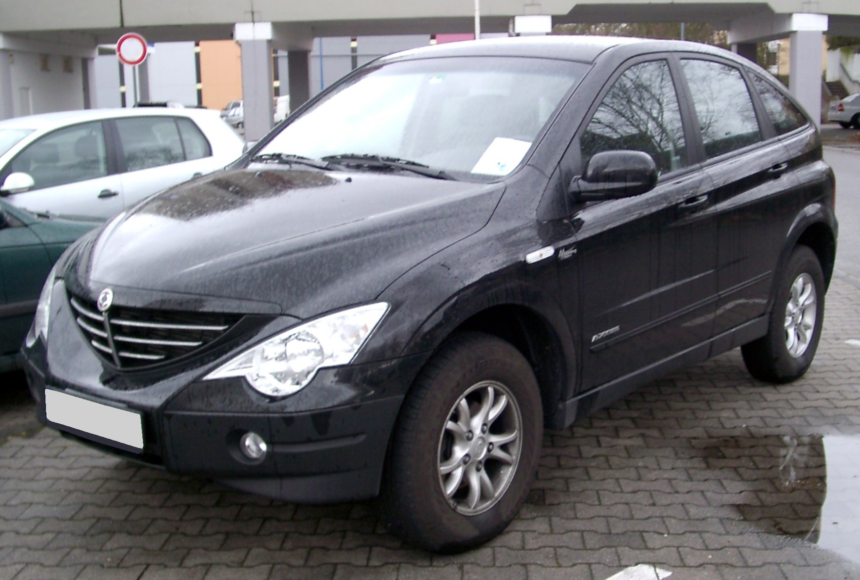 SsangYong Actyon I: 08 фото