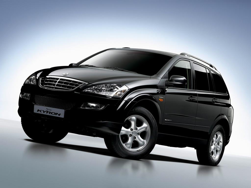 SsangYong Actyon I: 11 фото