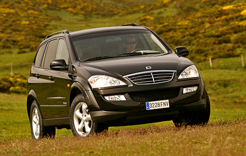 SsangYong Actyon I: 12 фото
