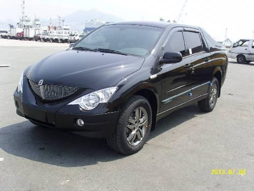SsangYong Actyon Sports: 07 фото