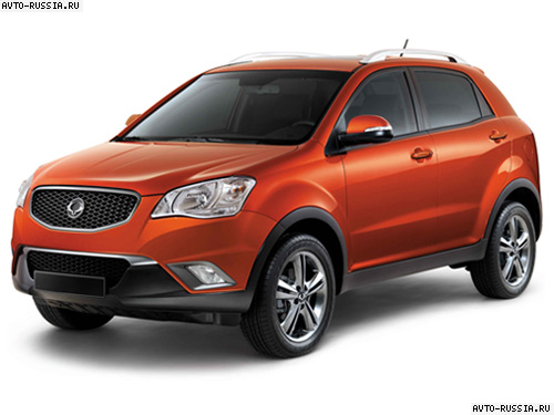 SsangYong Actyon: 05 фото