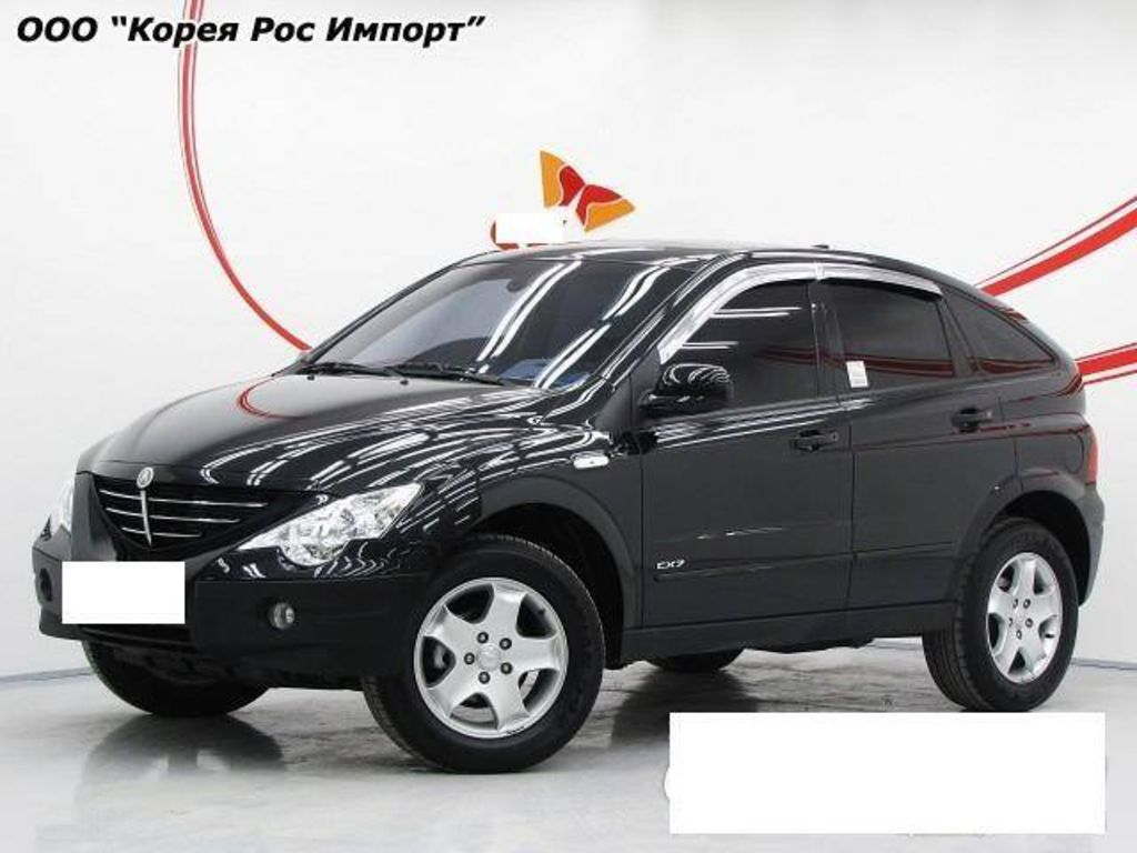 SsangYong Actyon: 12 фото