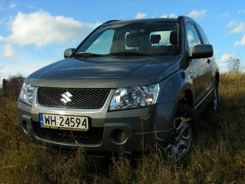 Suzuki Grand Vitara 3-door