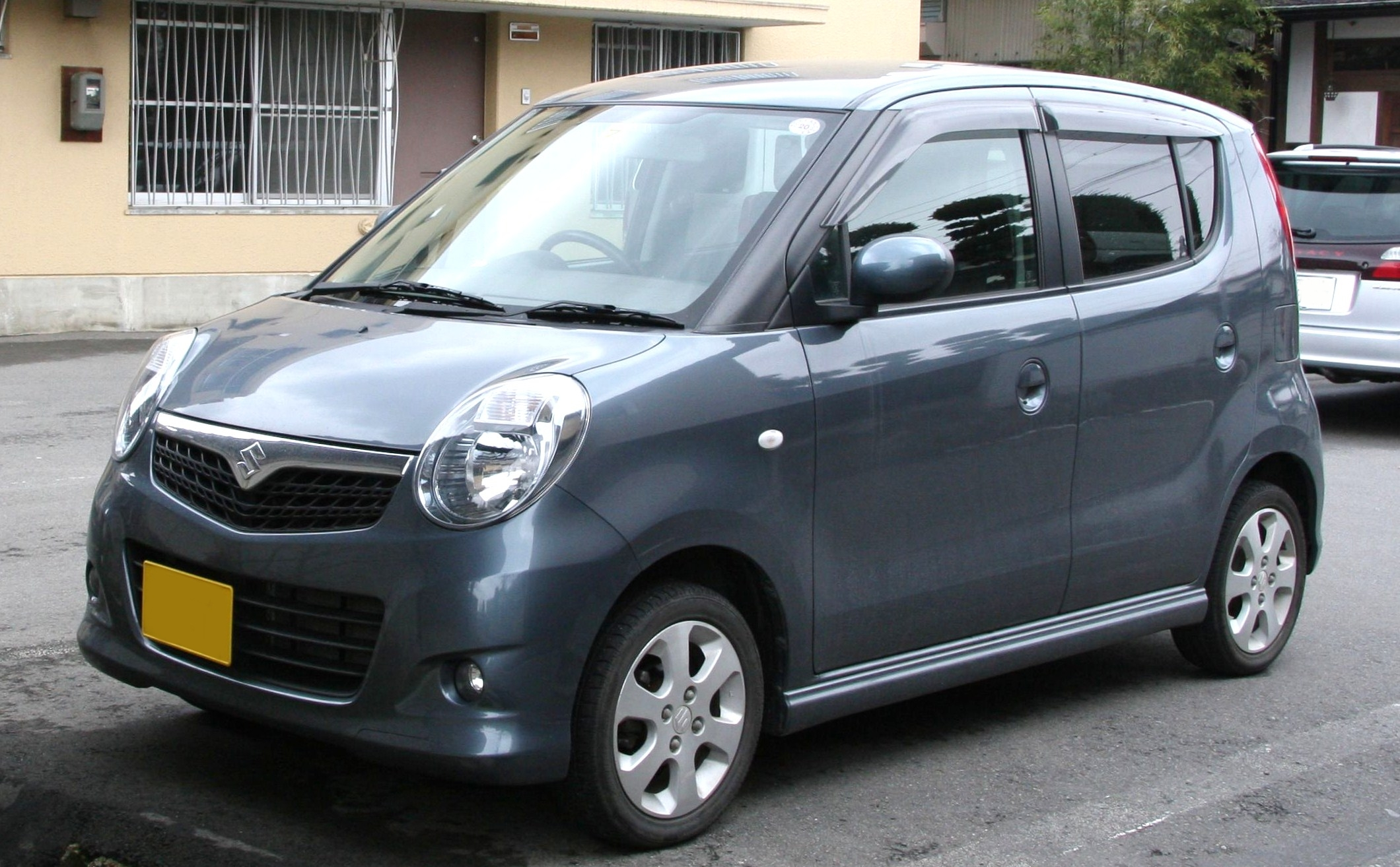 Suzuki MR Wagon: 11 фото