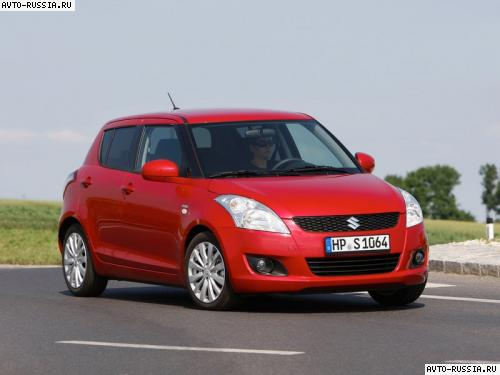 Suzuki Swift: 2 фото