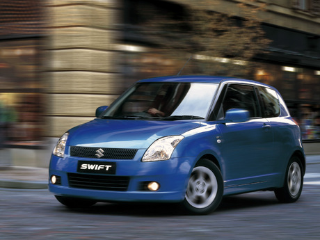 Suzuki Swift: 4 фото