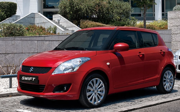 Suzuki Swift: 7 фото