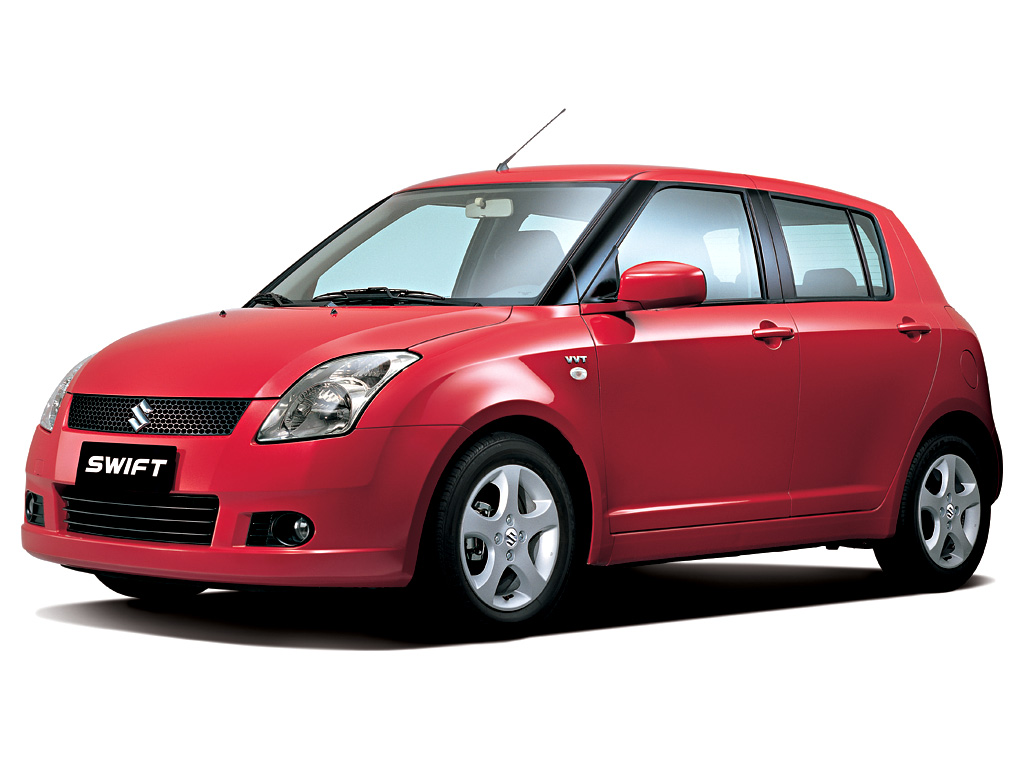 Suzuki Swift - 1024 x 768, 12 из 19