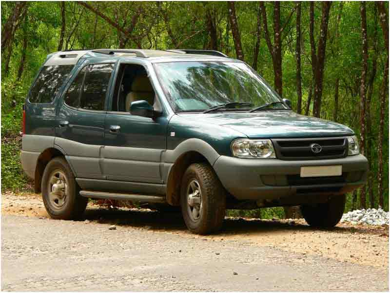 TATA Safari: 04 фото