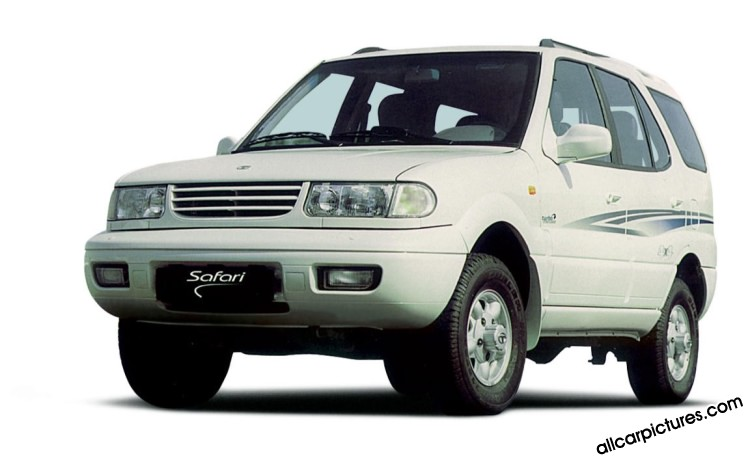 TATA Safari: 05 фото