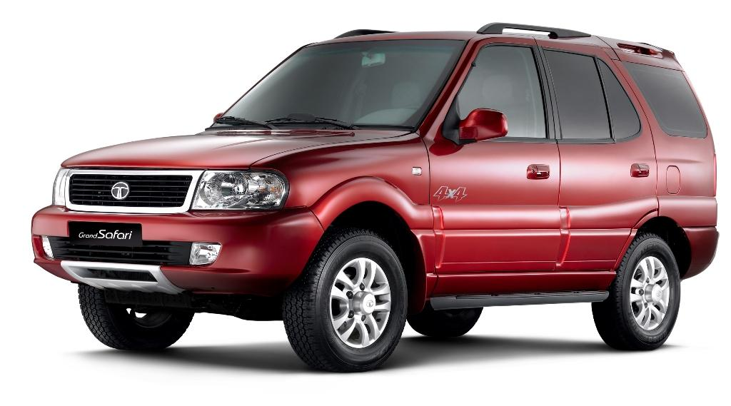 TATA Safari: 06 фото