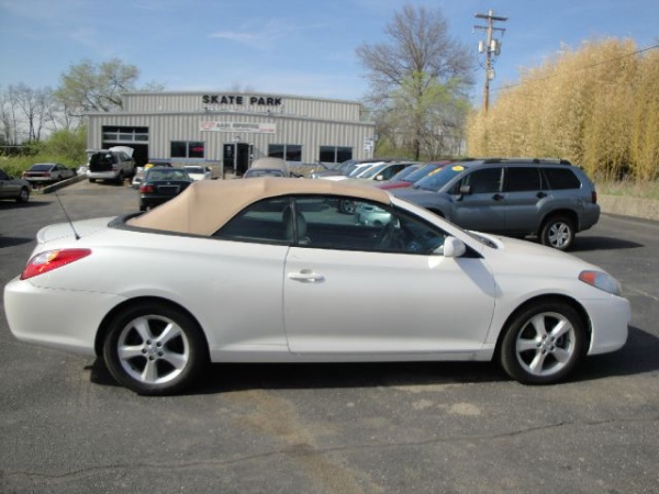 Toyota Camry convertible: 07 фото