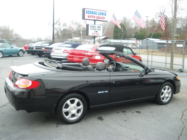 Toyota Camry convertible: 11 фото