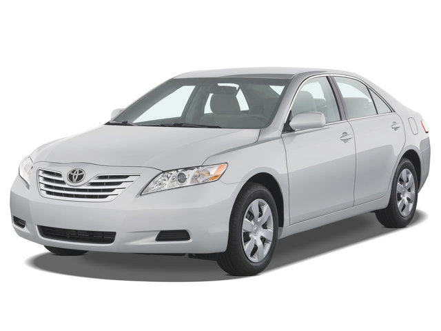 Toyota Camry: 7 фото