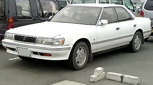 Toyota Chaser: 1 фото