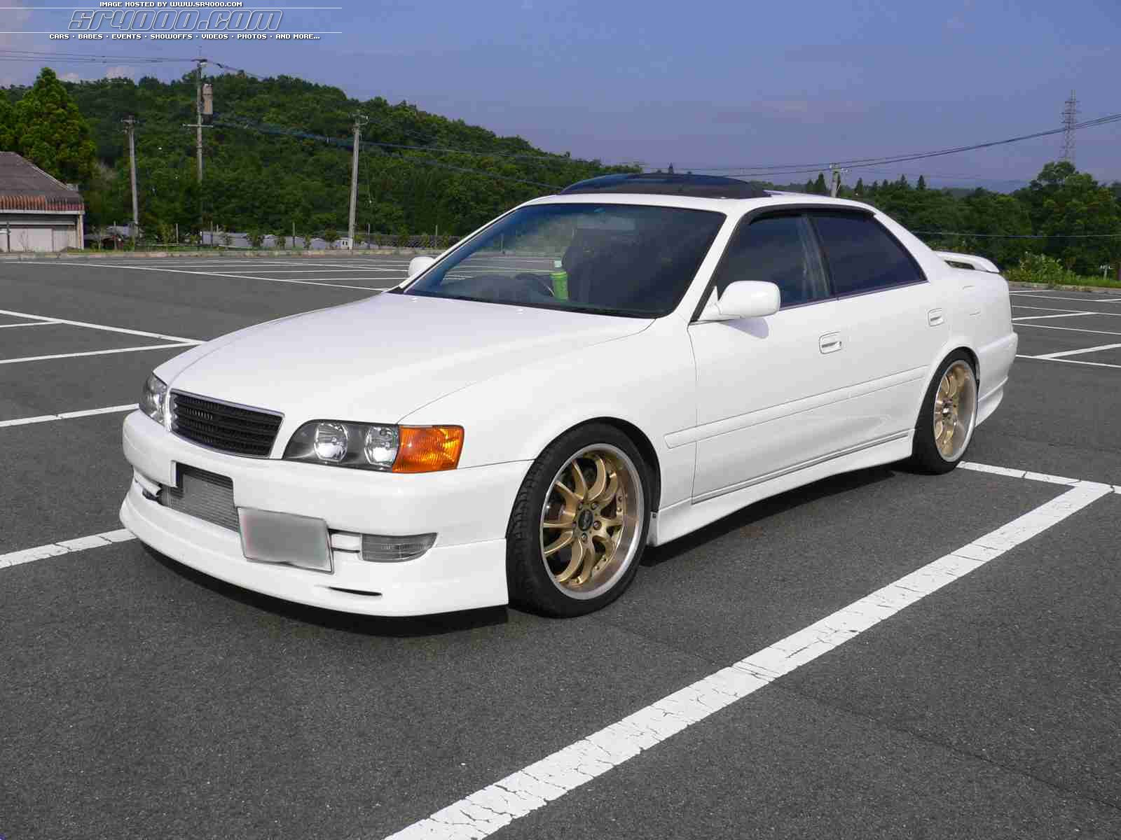 Toyota Chaser: 02 фото