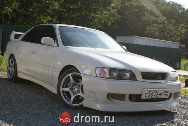 Toyota Chaser: 06 фото