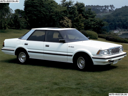 Toyota Crown S120: 02 фото