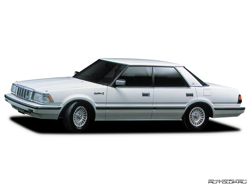 Toyota Crown S120: 4 фото