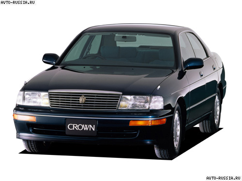 Toyota Crown S140: 08 фото