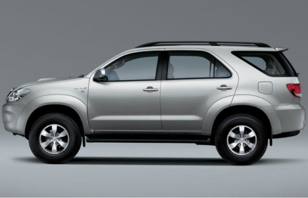 Toyota Fortuner: 9 фото