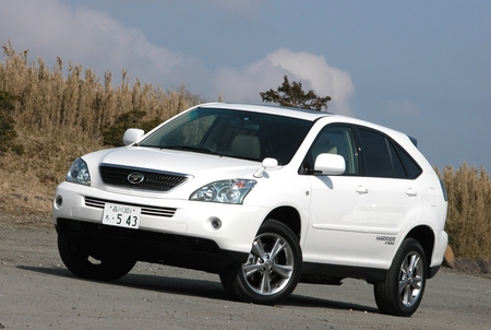 Toyota Harrier: 1 фото