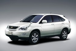 Toyota Harrier: 10 фото