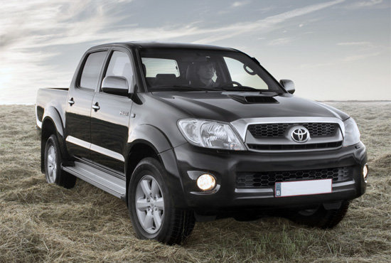 Toyota Hilux Pick Up: 04 фото