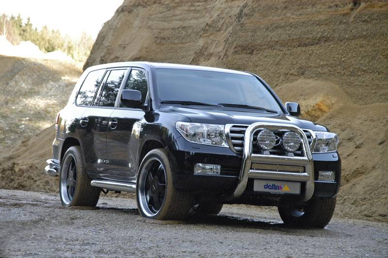 Toyota Land Cruiser 200: 02 фото