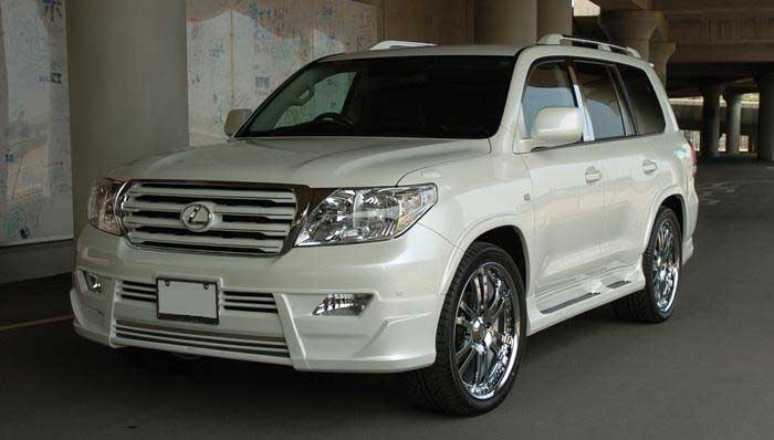 Toyota Land Cruiser 200: 06 фото