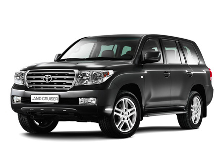 Toyota Land Cruiser 200: 08 фото
