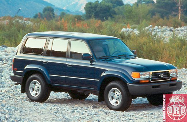 Toyota Land Cruiser 80: 02 фото