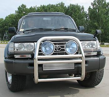 Toyota Land Cruiser 80: 03 фото