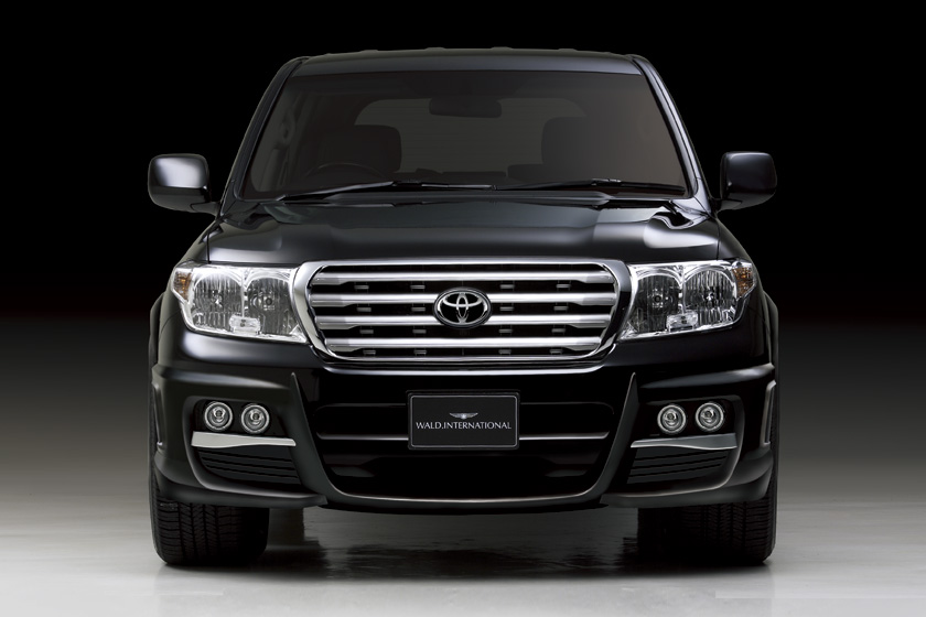 Toyota Land Cruiser: 02 фото