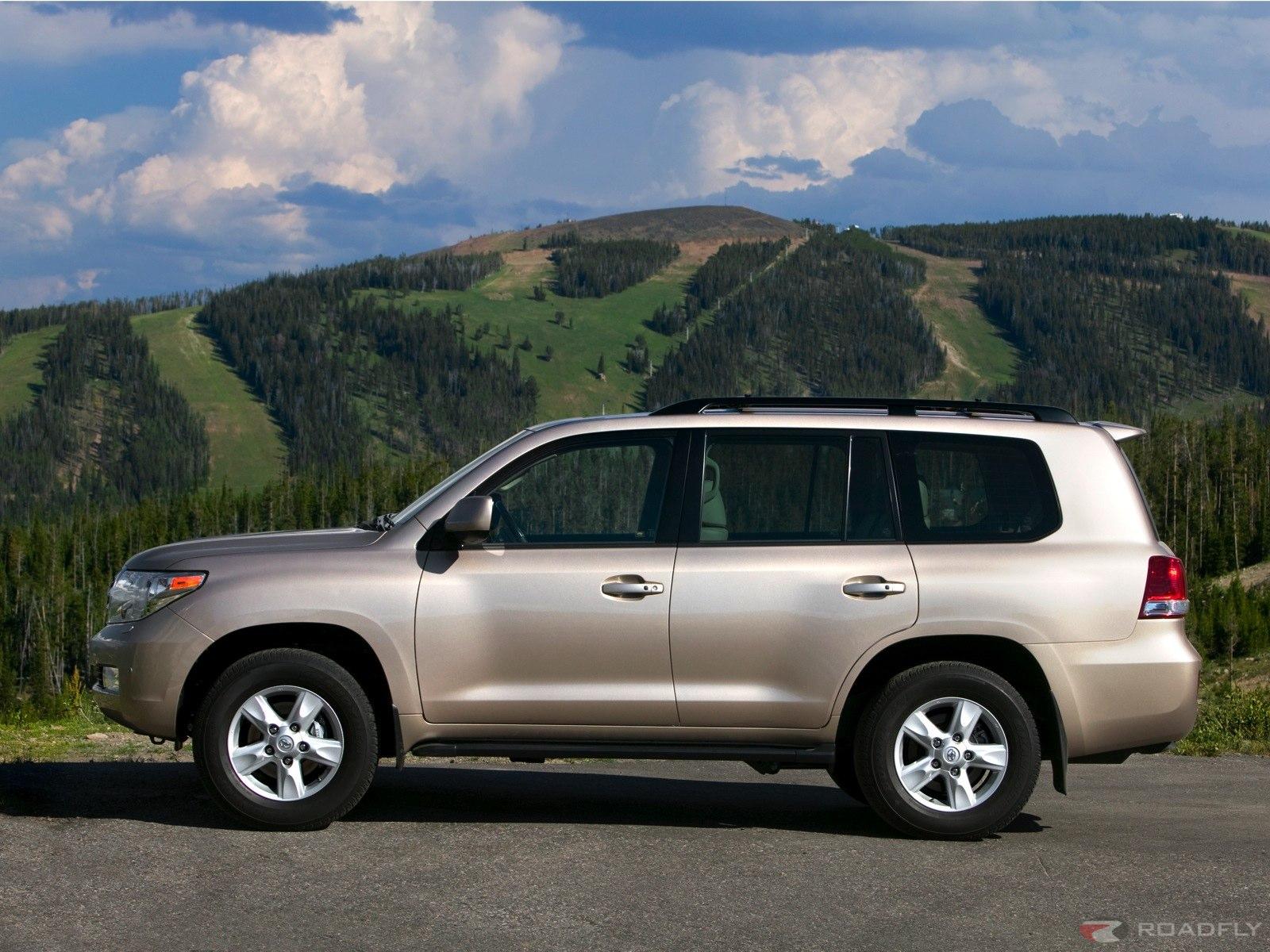 Toyota Land Cruiser История модели фотогалерея и список