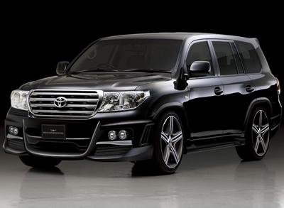 Toyota Land Cruiser: 08 фото
