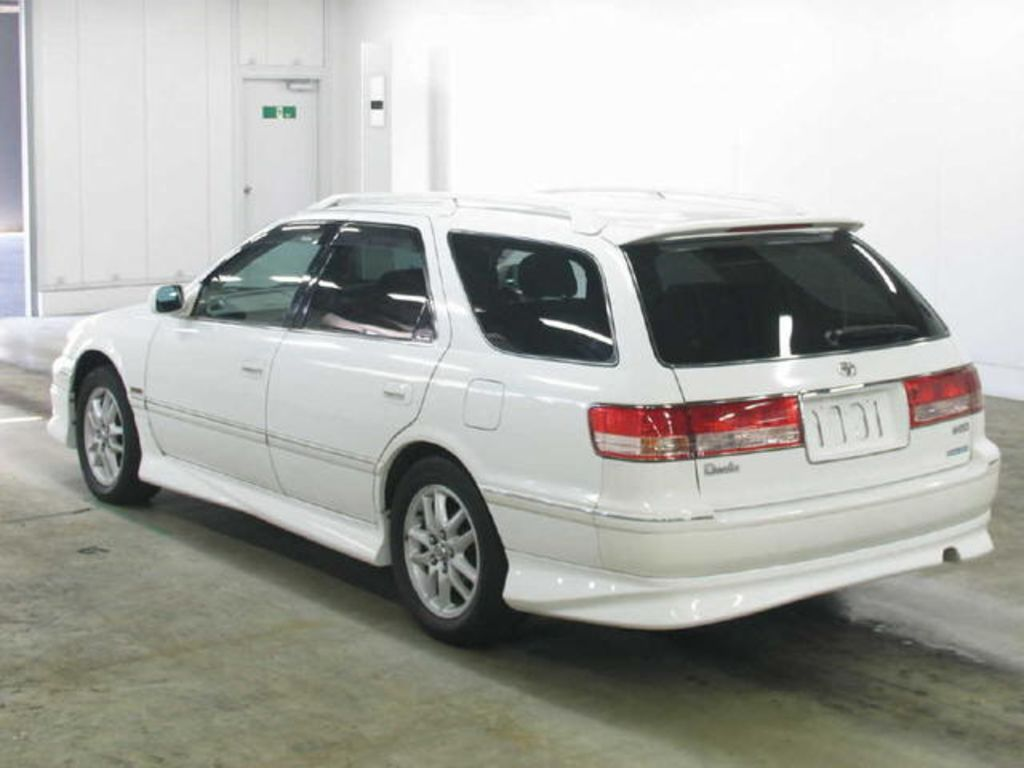 toyota mark ii wagon qualis, 1999 года