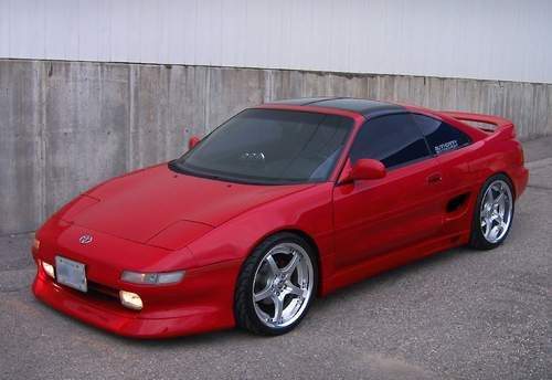 Toyota MR 2: 2 фото