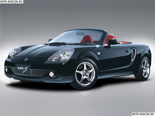 Toyota MR-S: 03 фото