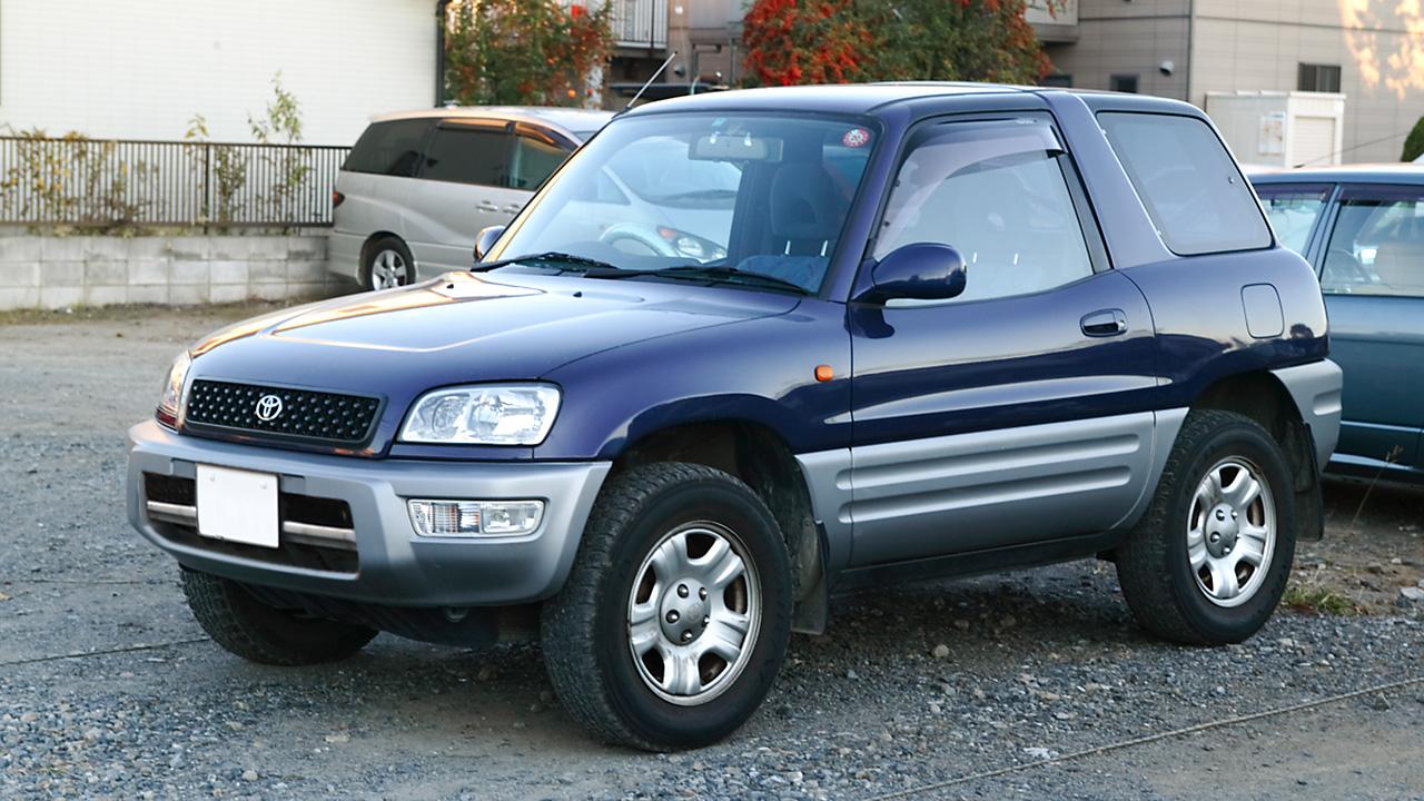 toyota rav4 до 2000