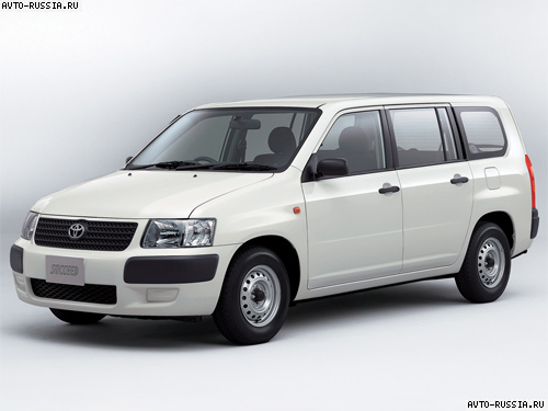 Toyota Succeed: 7 фото