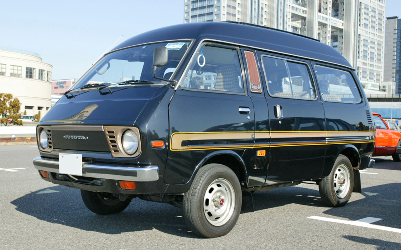 Toyota Town Ace: 2 фото