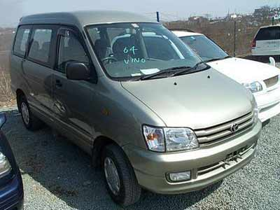 Toyota Town Ace: 10 фото