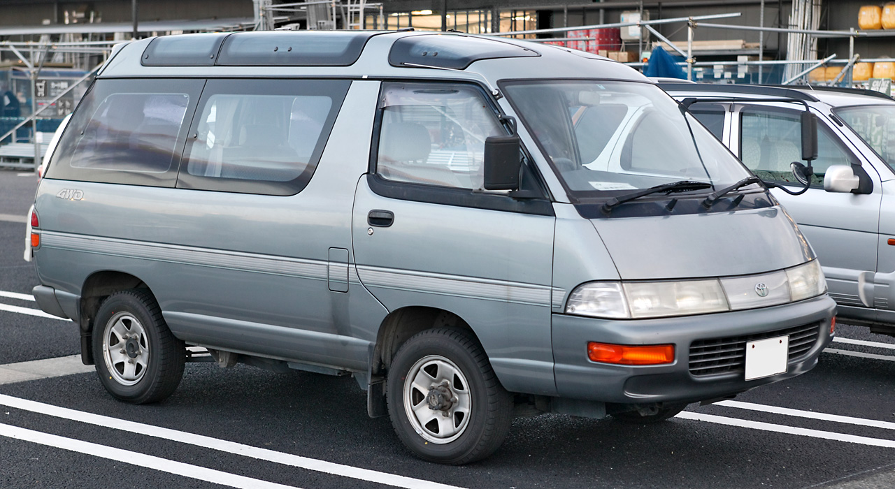 Toyota Town Ace: 12 фото