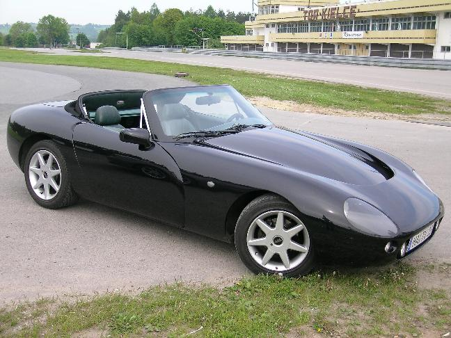 TVR Griffith: 03 фото