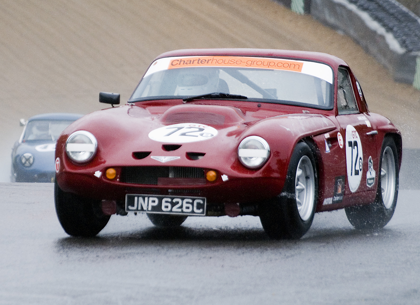 TVR Griffith: 05 фото