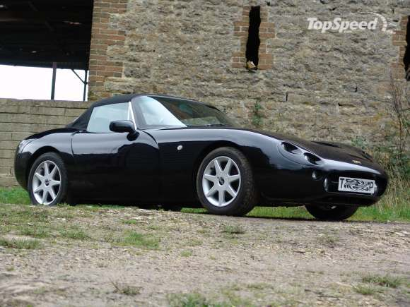 TVR Griffith: 08 фото